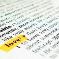 pixwords nápověda - obrázek SLOVESO